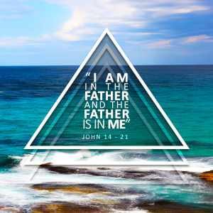 JOHN TRINITY - I am in the Father and the Father is in me - John 14-21