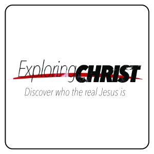 Exploring Christ logo - discover who the real Jesus is