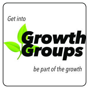 Growth Groups logo - be part of the growth